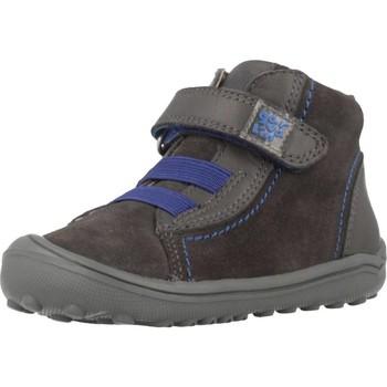 Schoenen Jongens Hoge sneakers Garvalin 181304 Grijs