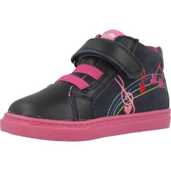 Schoenen Meisjes Hoge sneakers Agatha Ruiz de la Prada 181916 Blauw