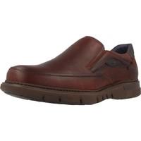 Schoenen Heren Mocassins Fluchos F0249 Bruin