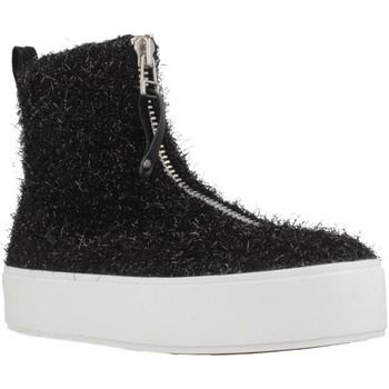 Schoenen Dames Enkellaarzen Apepazza ICW06 Zwart