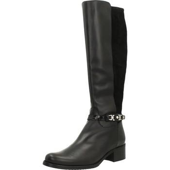 Schoenen Dames Hoge laarzen Vitti Love 10087 40 Zwart