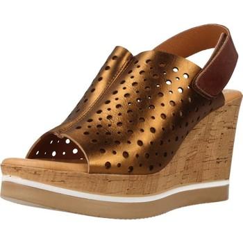 Schoenen Dames Sandalen / Open schoenen Carmela 66165C Bruin