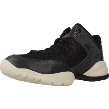 Schoenen Dames Hoge sneakers Geox D SFINGE Grijs