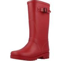 Schoenen Jongens Regenlaarzen Igor W10115 Rood