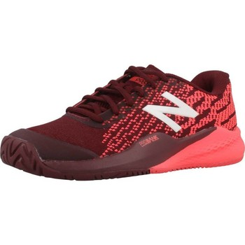 Schoenen Dames Lage sneakers New Balance WCH996 O3 Rood