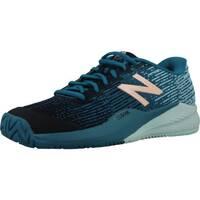 Schoenen Dames Lage sneakers New Balance WC996 BP3 Blauw