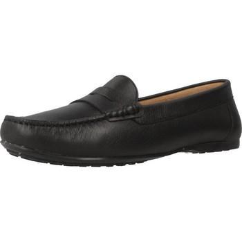 Schoenen Dames Mocassins Antonio Miro 316501 Zwart