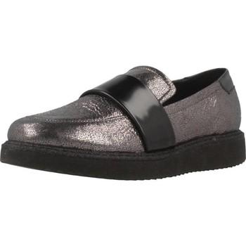 Schoenen Dames Mocassins Geox D THYMAR Zilver