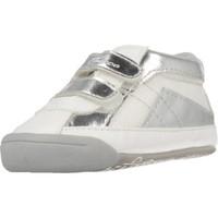 Schoenen Meisjes Hoge sneakers Chicco NEMIX Wit
