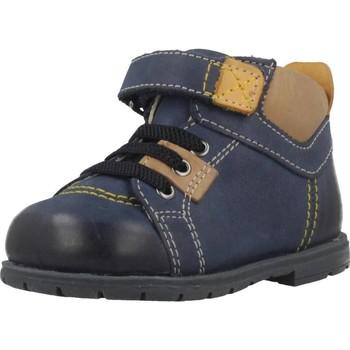 Schoenen Jongens Hoge sneakers Chicco GORIX Blauw