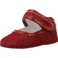 Schoenen Meisjes Derby & Klassiek Chicco OSKA Rood
