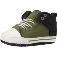 Schoenen Jongens Hoge sneakers Chicco OLIVER Groen