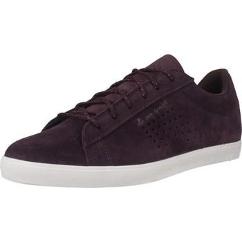 Schoenen Dames Lage sneakers Le Coq Sportif AGATE PREMIUM Violet