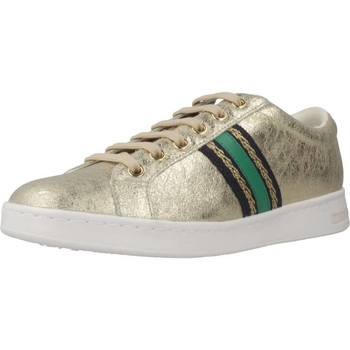 Schoenen Dames Lage sneakers Geox D JAYSEN Goud