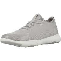 Schoenen Dames Lage sneakers Geox D NEBULA X Grijs