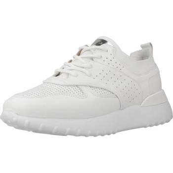 Schoenen Dames Lage sneakers Alpe 4064 02 Wit