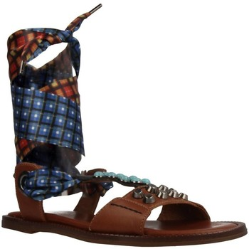 Schoenen Dames Sandalen / Open schoenen Alpe 4199 00 Zwart