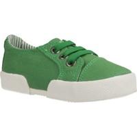 Schoenen Jongens Lage sneakers Chicco GRIFFY Groen