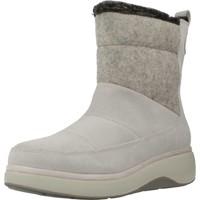 Schoenen Dames Snowboots Clarks UN VISTA WALK2 Grijs