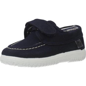 Schoenen Jongens Mocassins Victoria 1051111 Blauw