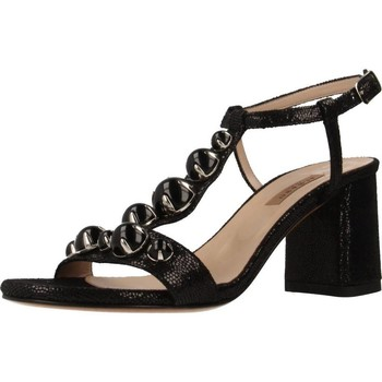 Schoenen Dames Sandalen / Open schoenen Albano 2002AL Zwart