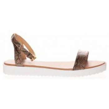 Schoenen Dames Sandalen / Open schoenen Cassis Côte d'Azur Sandales Gasteria Camel Bruin