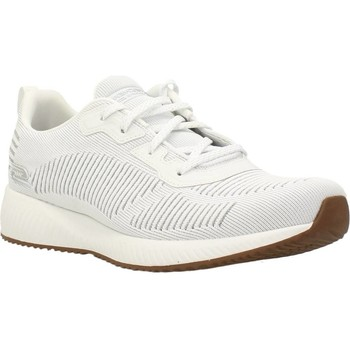 Schoenen Dames Lage sneakers Skechers BOBS SQUAD GLAM LEAGUE Wit