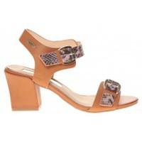 Schoenen Dames Sandalen / Open schoenen Cassis Côte d'Azur Sandales Avril Camel Bruin