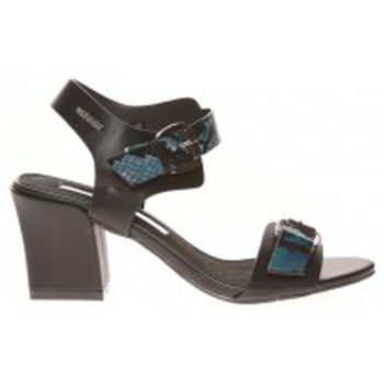 Schoenen Dames Sandalen / Open schoenen Cassis Côte d'Azur Sandales Avril Noir Zwart
