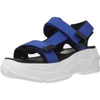Schoenen Dames Sandalen / Open schoenen Movie's F11 01 Blauw