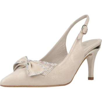 Schoenen Dames pumps Argenta 31035 2 Beige