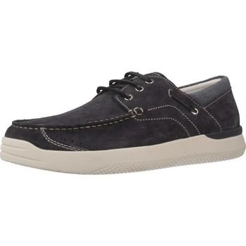 Schoenen Heren Bootschoenen Stonefly 211081 Blauw