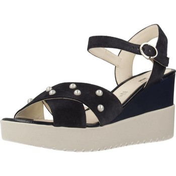 Schoenen Dames Sandalen / Open schoenen Stonefly 210766 Blauw