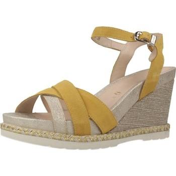 Schoenen Dames Sandalen / Open schoenen Stonefly 211098 Geel