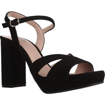 Schoenen Dames Sandalen / Open schoenen Joni 16283J Zwart