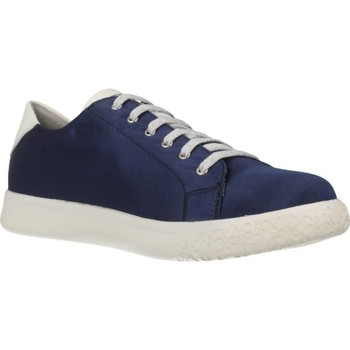 Schoenen Dames Lage sneakers Stonefly 110180 Blauw