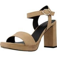 Schoenen Dames Sandalen / Open schoenen Angel Alarcon 19500 750 Bruin