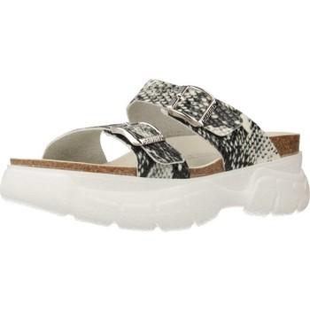 Schoenen Dames Sandalen / Open schoenen Genuins G101815 Veelkleurig