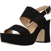 Schoenen Dames Sandalen / Open schoenen Different 64 8540 Zwart