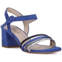 Schoenen Dames Sandalen / Open schoenen Priv Lab SANDALO 969 Blu