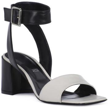 Schoenen Dames Sandalen / Open schoenen Priv Lab MILK SANDALO Bianco