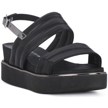 Schoenen Dames Sandalen / Open schoenen Sono Italiana NAPPA NERO Nero