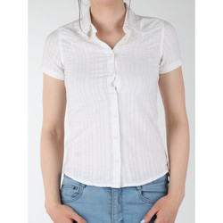 Textiel Dames Overhemden Wrangler Sammy W5021CA12 white