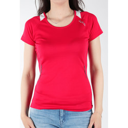 Textiel Dames T-shirts korte mouwen Dare 2b T-shirt  Acquire T DWT080-48S pink