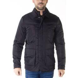 Textiel Heren Wind jackets Geox M7420A T2422 Zwart