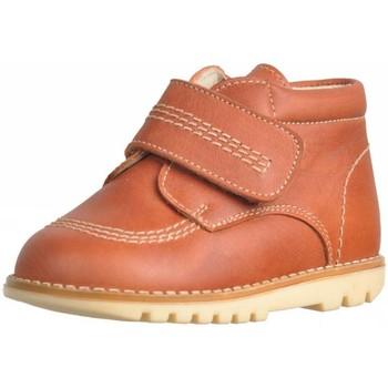 Schoenen Jongens Hoge sneakers Landos 61S77 Bruin
