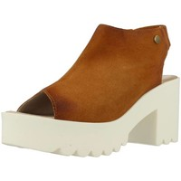 Schoenen Dames Sandalen / Open schoenen Istome SARA 5 Bruin