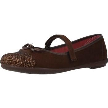 Schoenen Meisjes Derby & Klassiek Duvic 6229 Bruin