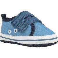 Schoenen Jongens Lage sneakers Chicco NERIK Blauw
