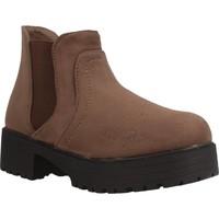 Schoenen Meisjes Laarzen Different 4216 Bruin